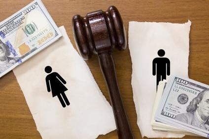 Økonomi ved skilsmisse