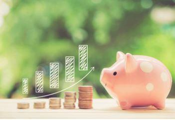 Opsparingskonto med høj rente